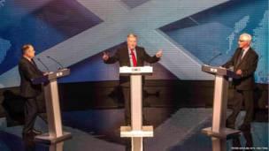 स्कॉटलैंड की आज़ादी के मुद्दे पर बहस