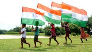 भारत में स्वाधीनता दिवस