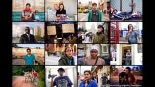 'द जियोग्राफी ऑफ़ यूथ' फोटोः रेस्टलेस कलेक्टिव