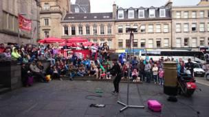 愛丁堡藝術節