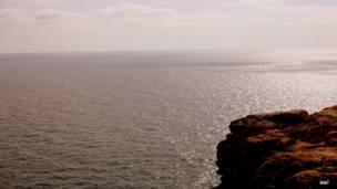 भूमध्य सागर का एक टापू फोरमेनटेरा द्वीप