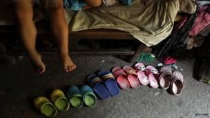 चीन में सात भाई बहनों वाला एक परिवार
