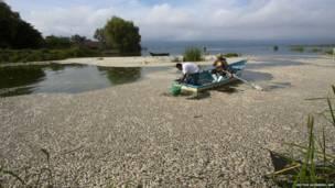केजीटिट्लेन झील