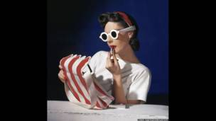 موريل ماكسويل، مجلة فوغ الأمريكية.