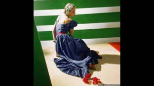 فستان صنعته هاتي كارنيغي عام 1939