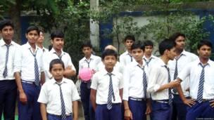 स्कूली छात्र