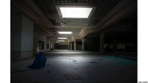 Fotógrafo registra shoppings abandonados nos EUA