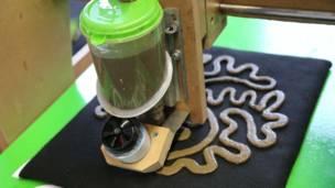چاپ سه بعدی گیاه