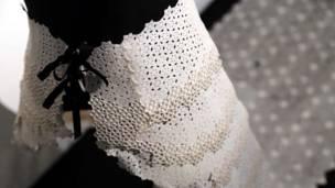 چاپ سه بعدی در دوخت لباس