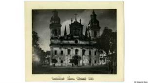 Catedral de Belém, Pará, Sir Benjamin Stone/Biblioteca de Birmingham