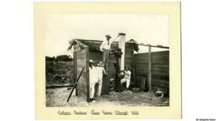 Estação de Observação, Paracuru, Ceará, Sir Benjamin Stone/Biblioteca de Birmingham