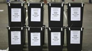 Votos, referendo