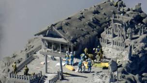 जापान, ज्वालामुखी