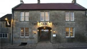 'द टैलबोट इन' होटल
