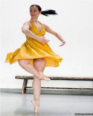 लड़की, मॉडल, वैलेंटिनो ली, नृत्य, डांस
