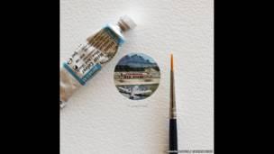 आर्टवर्क, 365 पोस्टकार्ड फॉर एंट्स प्रोजेक्ट, लॉरेन लूट्स