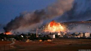 सीरिया, कोबानी शहर