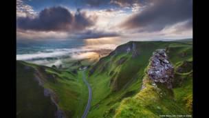 Imagens de todo o país competiram em prêmio realizado por agência nacional de turismo britânica.