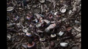 Hạn hán tại Kenya. Tác giả: Stefano De Luigi