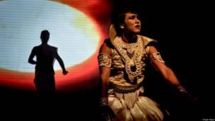 संस्कृत नाटक, आम्रपाली