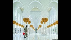 Мечеть шейха Зайда, ОАЕ, Хонг Лонг