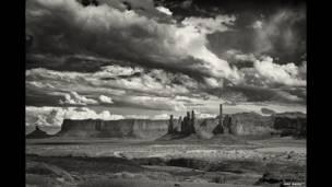 Долина монументов в Юте