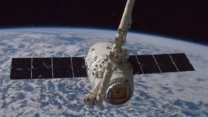 द स्पेसएक्स ड्रैगन, कार्गो क्राफ़्ट