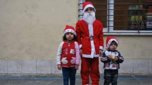 Üç Noel Baba
