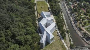 चैंग उचीन म्यूज़ियम, चाए पेरीरा आर्किटेक्चर