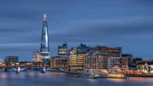 倫敦碎片大廈
