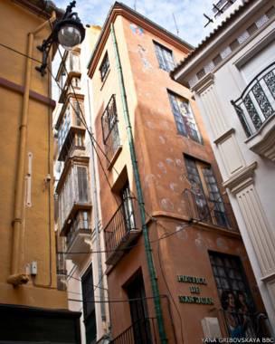 Малага, Испания.