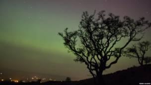 гора Слемиш, северная ирландия