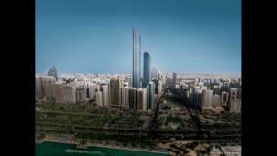 برج محمد بن راشد. تصوير فورستر بلس بارتنر