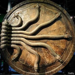 Puerta de la Cámara Secreta de Harry Potter