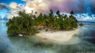 Concurso elege as melhores fotos feitas com drones | Ludovic Moulou (Marama Photo Video) / Dronestagram