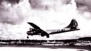 الطائرة بوينغ بي-29 سوبرفورتريس