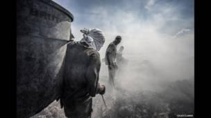 कूड़े का ढेर, हैती, जाइल्स क्लार्क