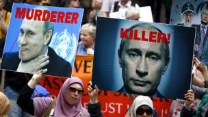 Campaña contra Putin