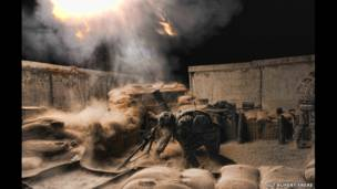 'कोएलिशन' अमरीकी सेना का दूसरा बटालियन