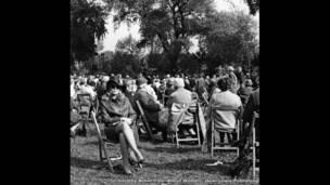 لندن خلال ستينيات القرن الماضي، دوروثي بوم