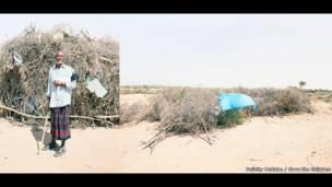 Muhammad dan shekara 70 daga garin Bildhaley a yankin Maroodi Jeex na kasar Somaliland.