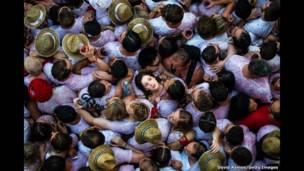 Фестиваль Сен-Фермин в Памплоне. Фото: Дэвид Рамос.