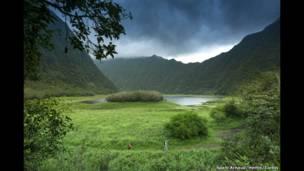 Национальный парк Реюньон. Фото: Спани Арно.