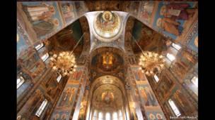 Спас  на крови, Санкт-Петербург. Фото: Сассе.