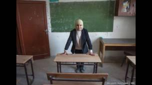 Fatima, 12 jir, mustaqbalka macalin -Meredich Hutchison/IRC