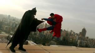 बैटमैन और सुपरमैन