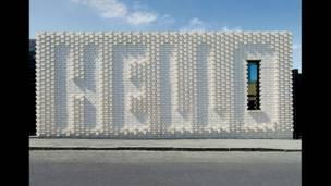 """Дом-привет"", Oof! Architecture и Роуз Нолан, Австралия"