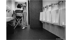 مايك جاغر، تصوير كريستوفر سايكس.