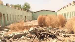 BBC visit to Chibok