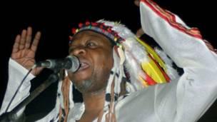 Hotunan rayuwar Papa Wemba
